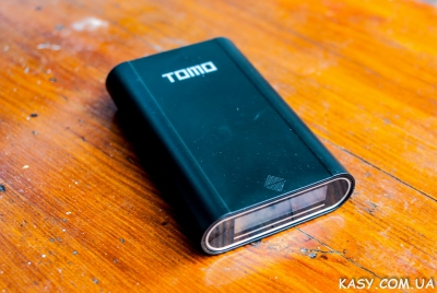 Обзор powerbank TOMO V8